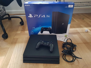 809-505-5056playstation 4 Pro 1tb 500gb