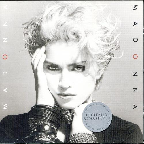 Cd Madonna Madonna