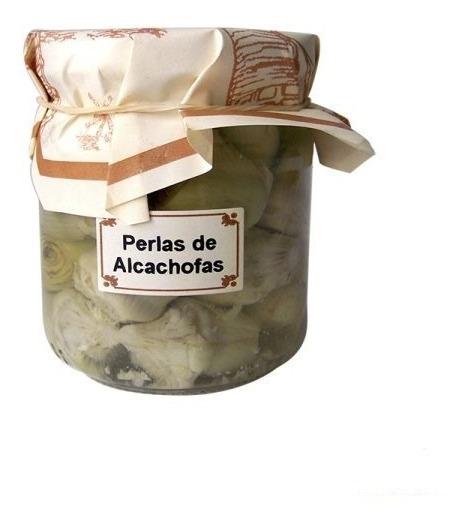 Perlas De Alcachofas Nava Del Rey 185 Gr.* Abarrotes