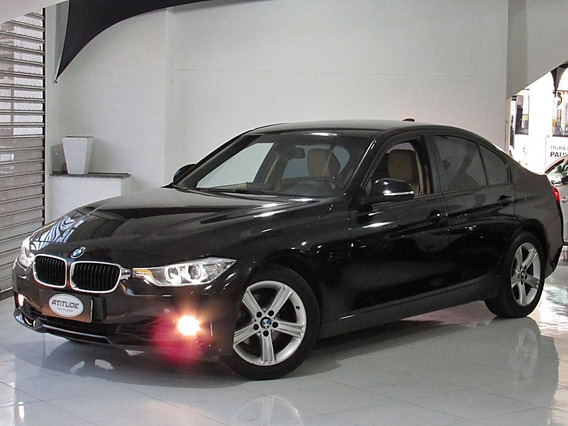 Bmw 320i 2.0 16v Turbo 2014 Active Flex 4p Automático