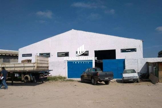 Galpão Para Locação No Bairro Cidade Industrial Satélite Em Guarulhos, 6 Vagas, 700 M.ga0048 - Ga0048