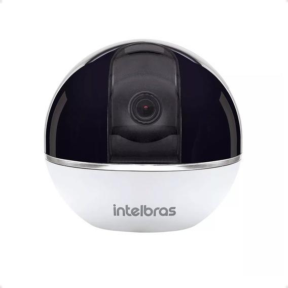 Câmera De Segurança Intelbras Ic7s Com Alarme Integrado