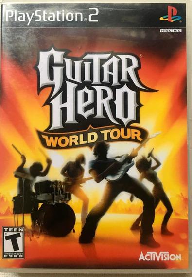 Guitar Hero World Tour - Original Americana Ps2