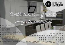 Fabricación E Instalación De Cocinas Empotradas!!