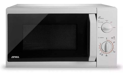 Microondas Atma Easy Cook Mr1720n Blanco 20l 220v