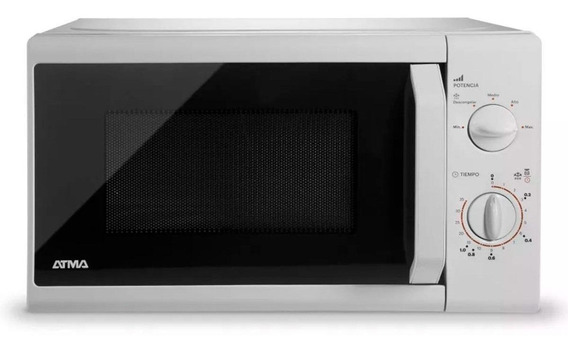 Microondas Atma Easy Cook MR1720N blanco 20L 220V