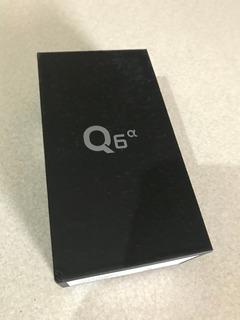 Lg Q6 Alpha Dorado - Nuevo - Sellado - Telcel