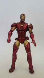 Iron Man - Marvel Universe - Hasbro - Los Germanes