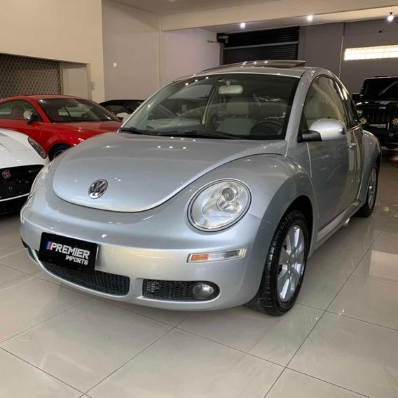 Volkswagen New Beetle 2010 2.0 3p Automática