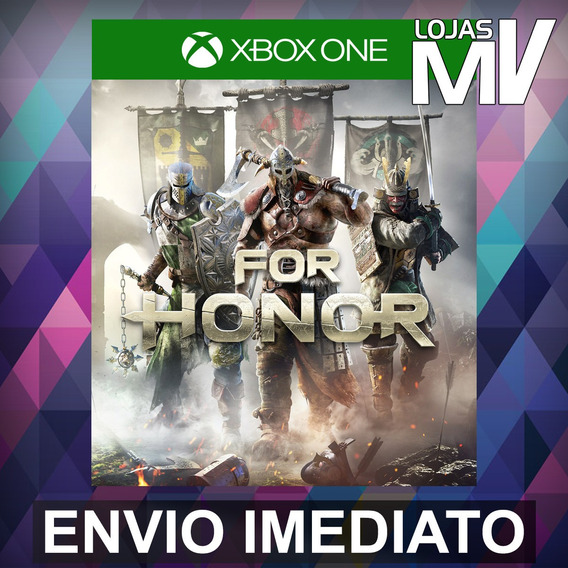 For Honor Standard - Xbox One Código 25 Dígitos