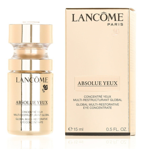 Imagen 1 de 3 de Sérum Absolue Concentré Yeux 15ml Lancôme  / Prestige