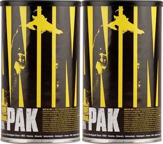 Animal Pak Universal New Formula 2x44=88 Pack !!!! Original