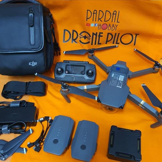 Drone Dji Mavic Pro + Maleta E Bateria Extra - Pardal Hobby!