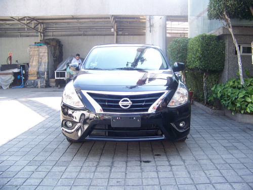 Nissan Versa Advance 2019 Tm