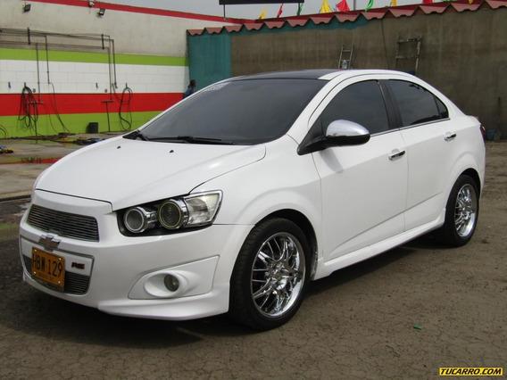 Chevrolet Sonic Lt Mt 1.6