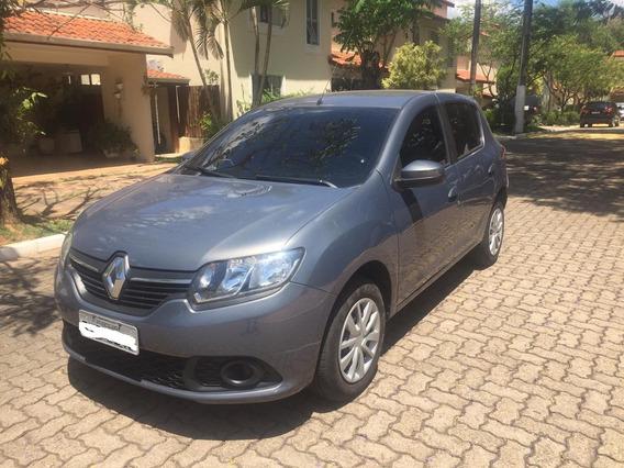 Renault, Sandero, 1.6 Flex, Baixo Km, Particular