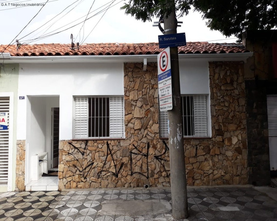 Casa À Venda No Centro - Sorocaba/sp - Ca10564 - 34830625