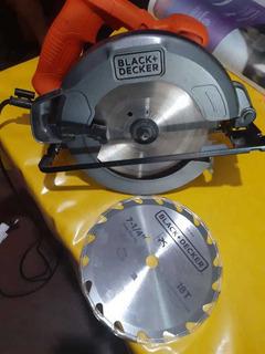 Sierra Circular Ingletadora 1400w 2hp Black & Decker Cs1004