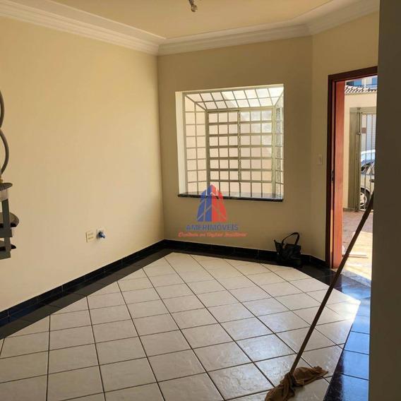 Sobrado Com 3 Dormitórios Para Alugar, 174 M² Por R$ 1.850,00/mês - Chácara Machadinho Ii - Americana/sp - So0274