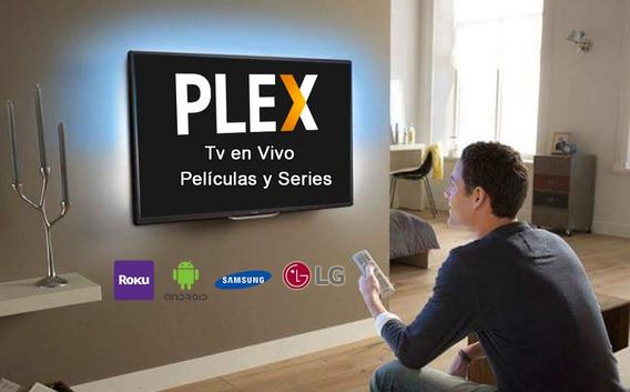 Iptv Roku Plex en Mercado Libre México