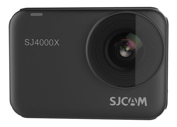 Câmera Esporte Sjcam Sj4000x 1080p Full Hd Filma Prova Água