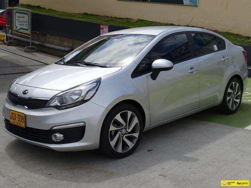 Kia Rio 1.4 4 P Automática 2017