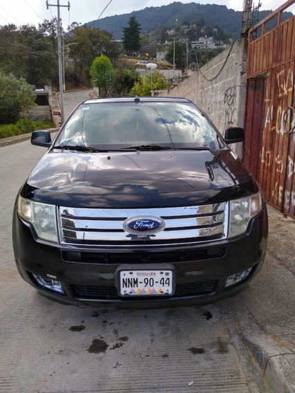 Ford Edge 3.5 Sel Plus V6 Piel Dvd At 2007