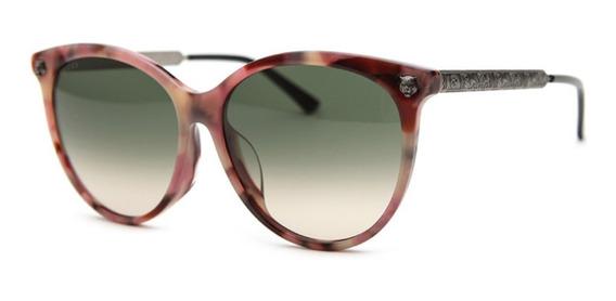 Lentes De Sol Gucci Para Dama 100% Originales Moda Gg0224sk