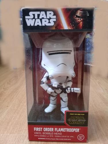 Disney Bobble Head First Order Flametrooper Star Wars