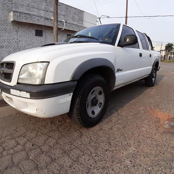 Chevrolet S10 2.8 4x2 Dc Aa 2007