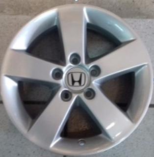 Jogo De Rodas Original Honda Civic Aro 16x6,5 5x114,3