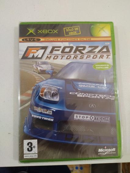 Jogo Forza Motorsport Original Lacrado Para Xbox Clássico