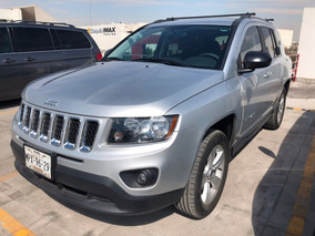 Jeep Compass 2.4 Latitud 5vel 5vel 4x2 Mt