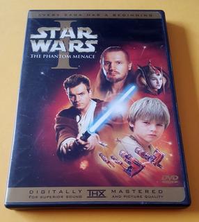 Dvd Original - Star Wars I, The Phantom Menace