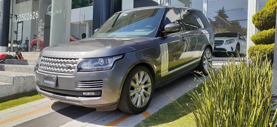 Range Rover Vogue 2016 Gris