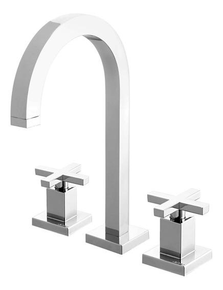 Torneira Com Misturador Para Banheiro De Mesa 1877 C Ba
