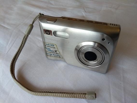 Cámara Digital Hp Photosmart R967 10mp Zoom Opt 3x + Dig 10x