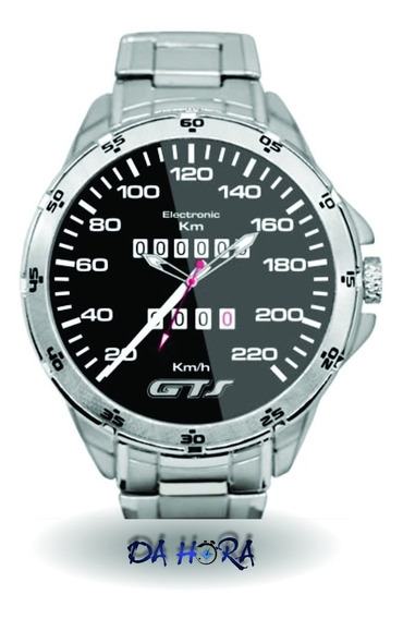 Relógio Painel Gts 220 Km Personalizado