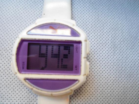 Relógio Feminino Digital Puma Usado Mais Bem Conservado