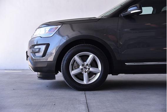 Ford Explorer Xlt 2017 Aut