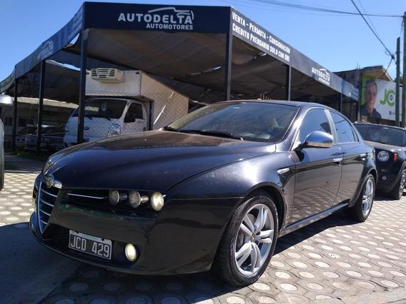 Alfa Romeo 159 2.2 Jts Selespeed 6ta Distinctive 2010