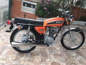 Honda Cg 77 Bolinha 125