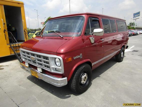 Chevrolet Sportvan Full Equipo