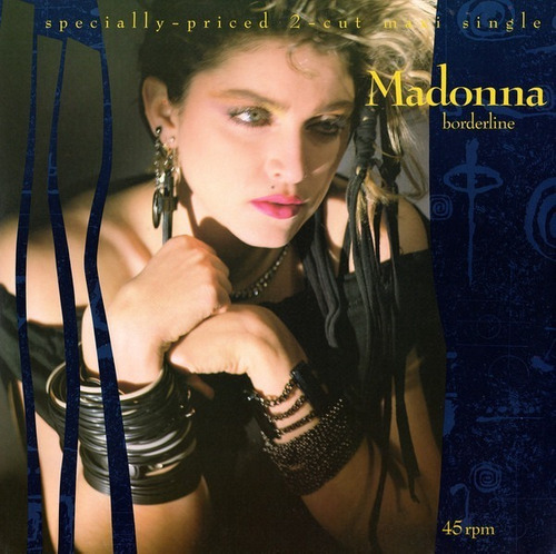 Madonna - Borderline/lucky Star (12 )