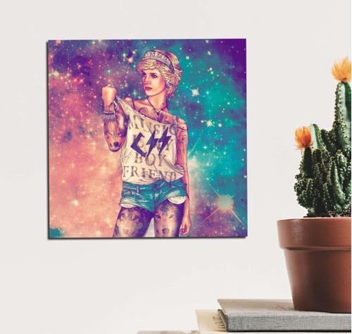 Cuadro 30x30cm Lady Di Ciraolo Pop Art Diana Mercado Libre
