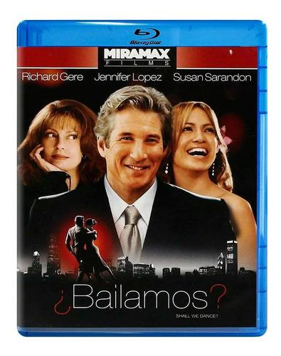 Bailamos Shall We Dance Jennifer Lopez Pelicula Blu-ray