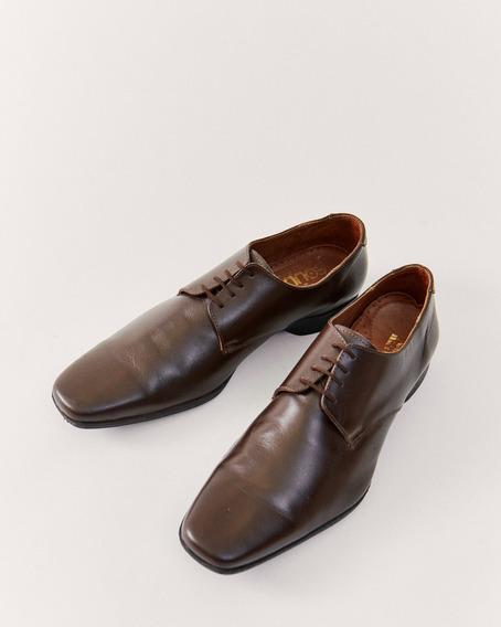 Zapato Ryan - Chocolate