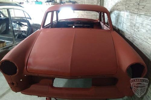 Aero Willys 1960 60 - Pra Restaurar - Original Antigo