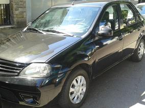 Renault Logan 2009 Gnc -$ 65000 Anticipo Y Cuotas-