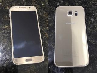 Samsung Galaxy S6 32gb Dourado